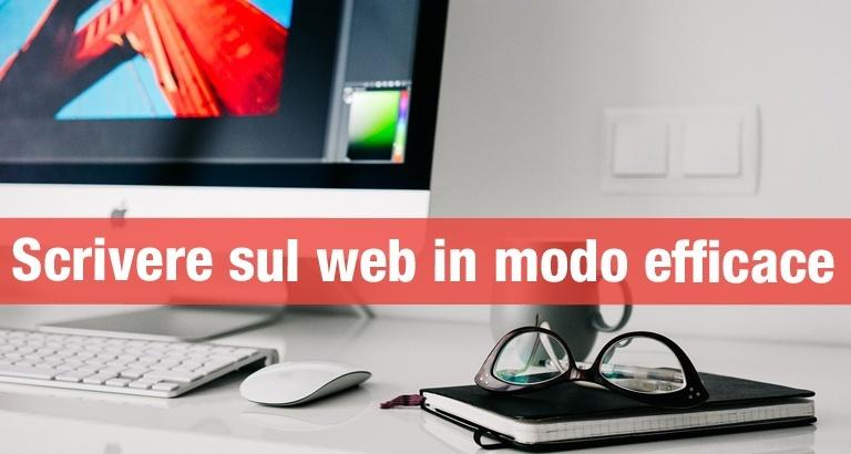 Scrivere sul web in modo efficace