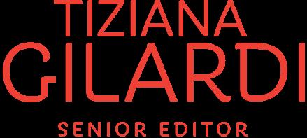Tiziana Gilardi
