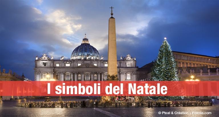 I simboli del Natale e la loro storia.