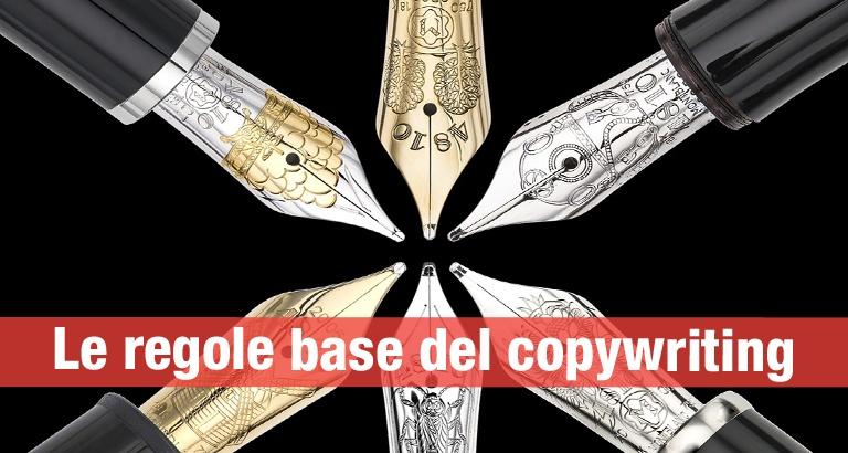 Quali sono le regole base del copywriting?